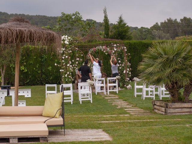 La boda de Kenneth y Sophie en Regencos, Girona 3