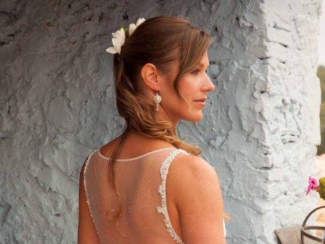 La boda de Kenneth y Sophie en Regencos, Girona 6