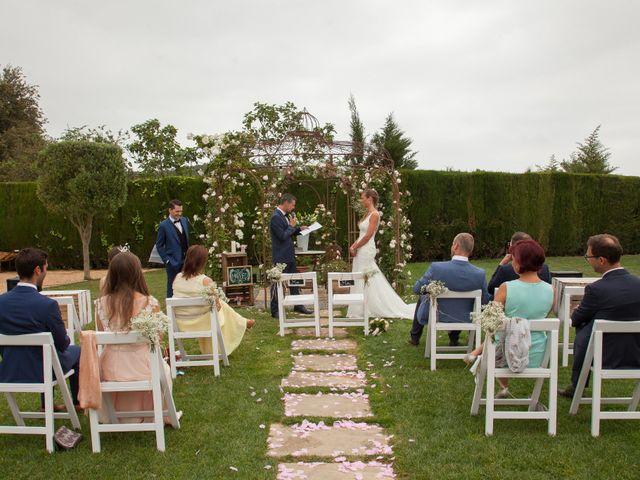 La boda de Kenneth y Sophie en Regencos, Girona 9