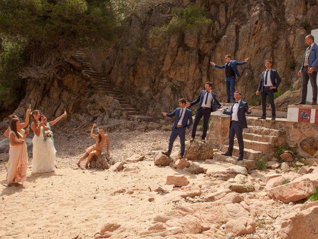 La boda de Kenneth y Sophie en Regencos, Girona 11