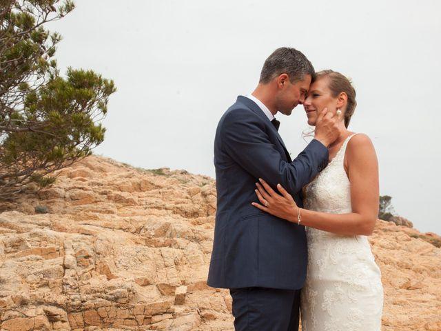 La boda de Kenneth y Sophie en Regencos, Girona 13