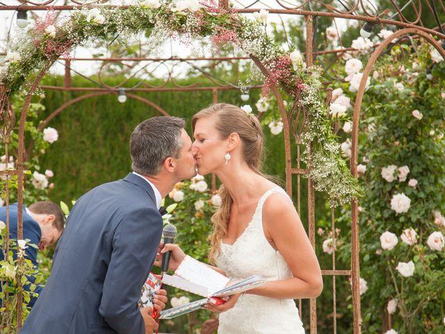 La boda de Kenneth y Sophie en Regencos, Girona 18