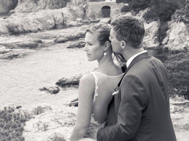La boda de Kenneth y Sophie en Regencos, Girona 1