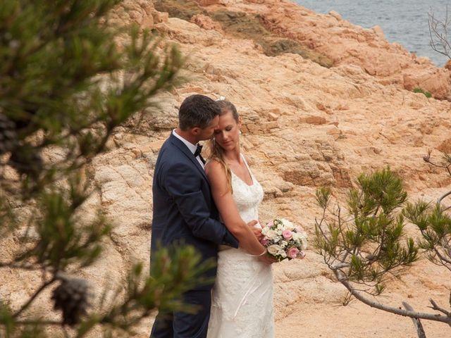 La boda de Kenneth y Sophie en Regencos, Girona 2