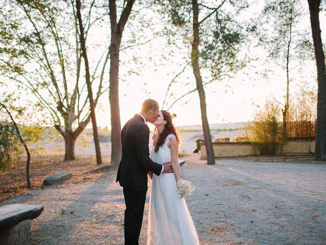 La boda de Mer y Kris