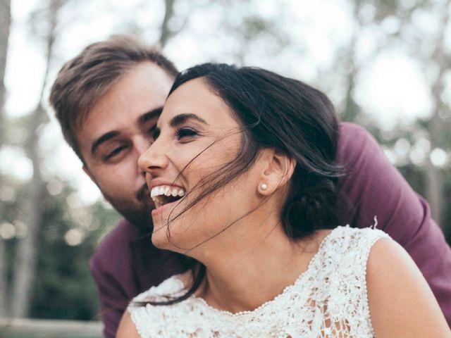 La boda de Lorena y Miquel
