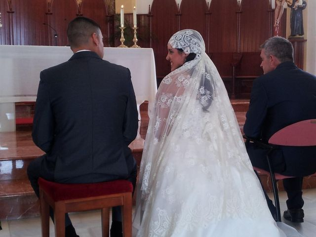 La boda de Alesandra y Ruben  en Málaga, Málaga 6