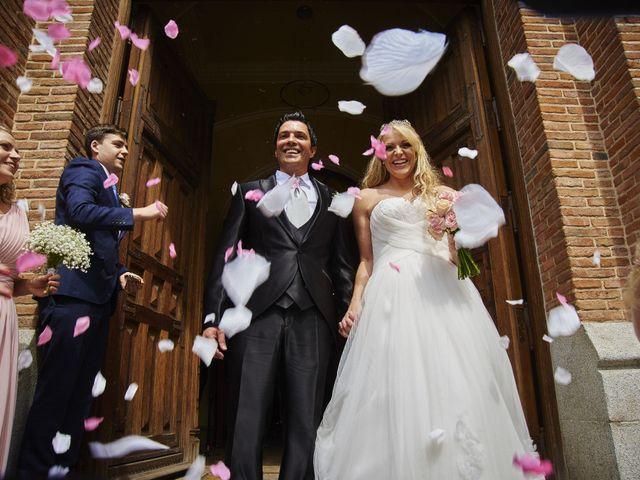 La boda de Jenny y Pedro