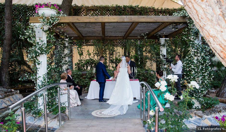 La boda de Sergio y Rocio en Madrid, Madrid