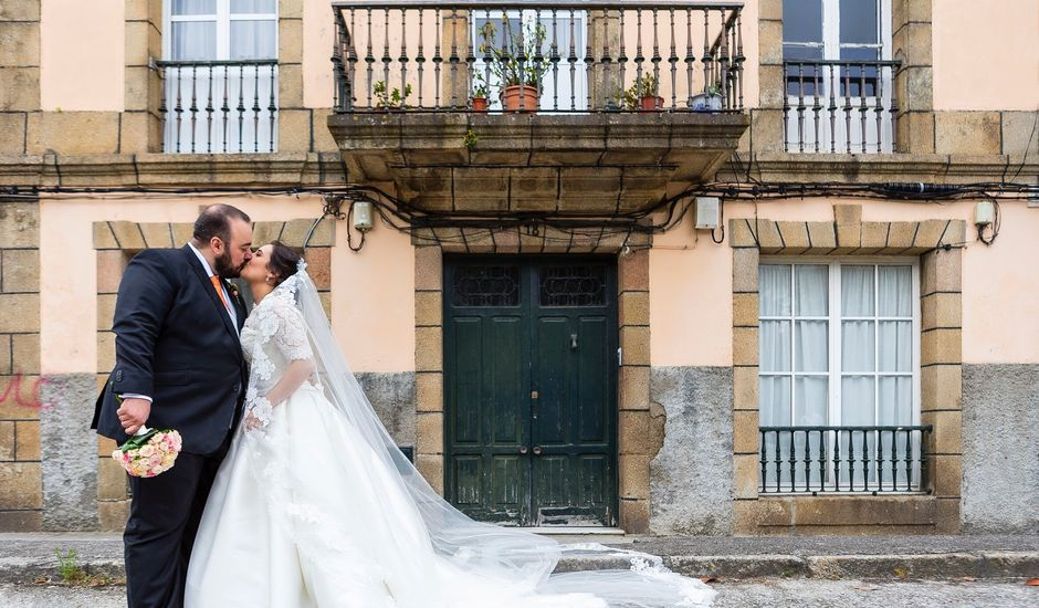 La boda de Sergio y Zeltia  en Ferrol, A Coruña