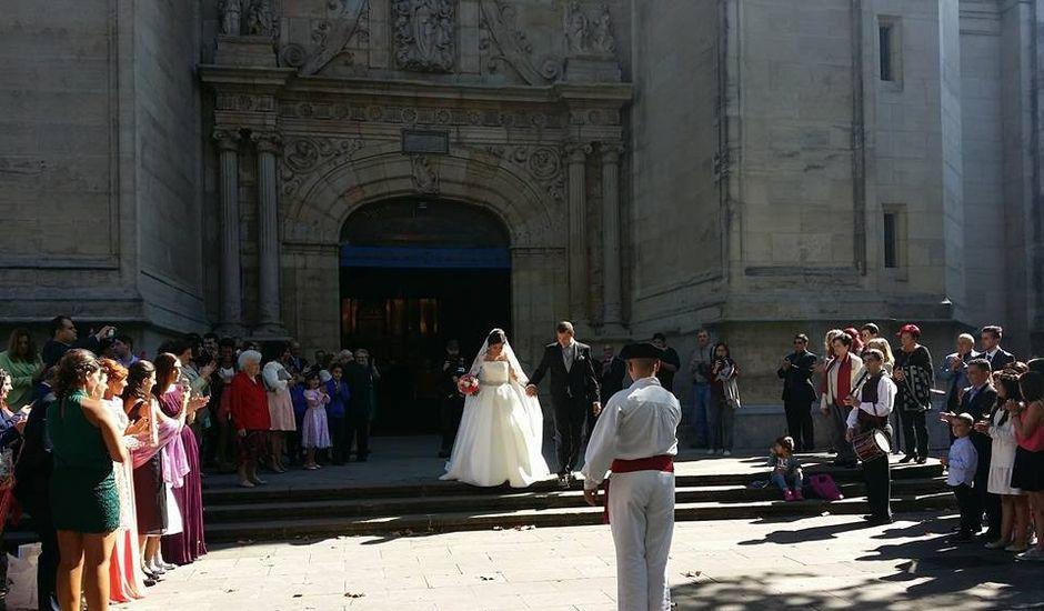 La boda de Paul y Elisabet  en Bilbao, Vizcaya