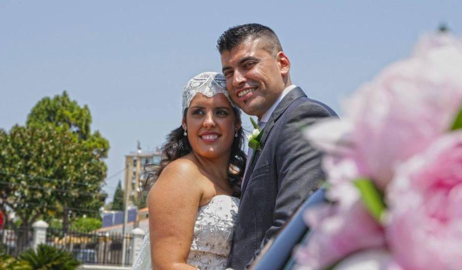 La boda de Alesandra y Ruben  en Málaga, Málaga