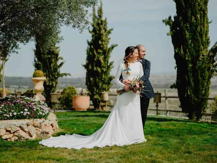 La boda de Paula y Pablo
