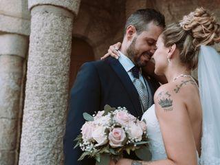 La boda de Sthela y Diego