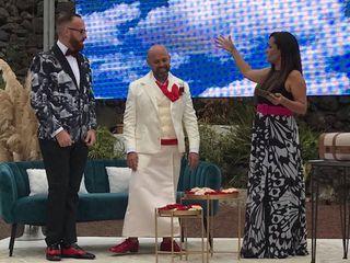 La boda de Andrés y Juantxo