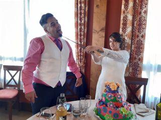 La boda de María y Ale