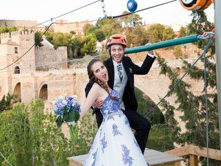 La boda de Alicia y Marcos