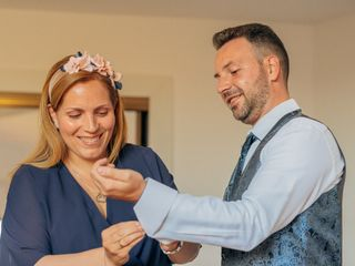 La boda de Olga y Vicente 1