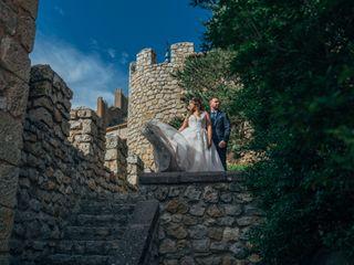 La boda de Olga y Vicente
