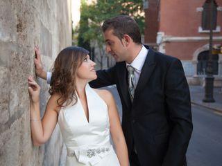 La boda de Marta y Vicente