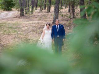 La boda de Almudena y Oscar