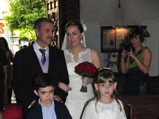 La boda de Francisco y Lidia 1