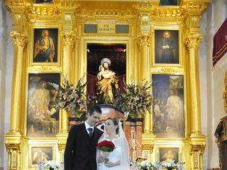 La boda de Francisco y Lidia 2