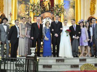 La boda de Francisco y Lidia 3