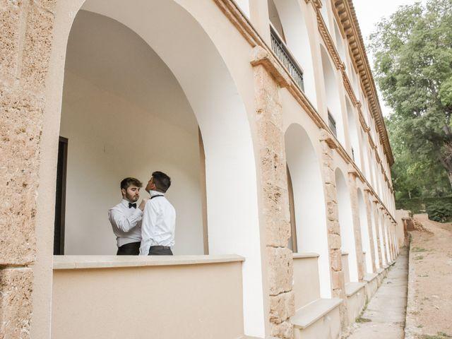 La boda de José Antonio y Blanca en Nuevalos, Zaragoza 4