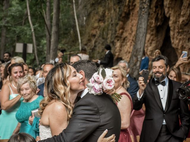 La boda de José Antonio y Blanca en Nuevalos, Zaragoza 18