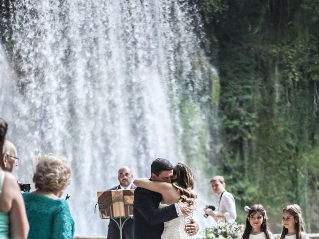La boda de José Antonio y Blanca en Nuevalos, Zaragoza 1