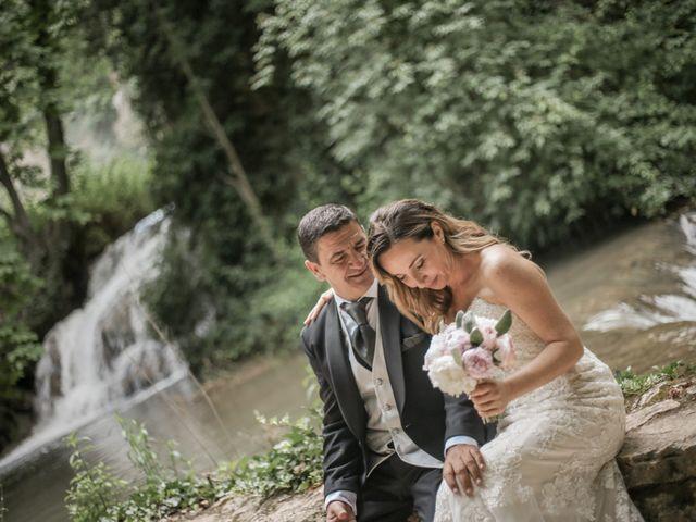 La boda de Blanca y José Antonio