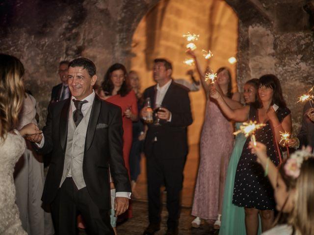 La boda de José Antonio y Blanca en Nuevalos, Zaragoza 28