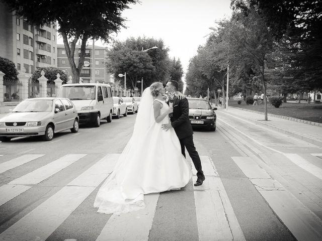 La boda de Javi y Esther en Albacete, Albacete 11