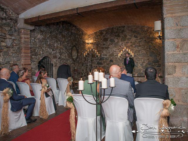 La boda de Josep Mª y Laura en Alella, Barcelona 9