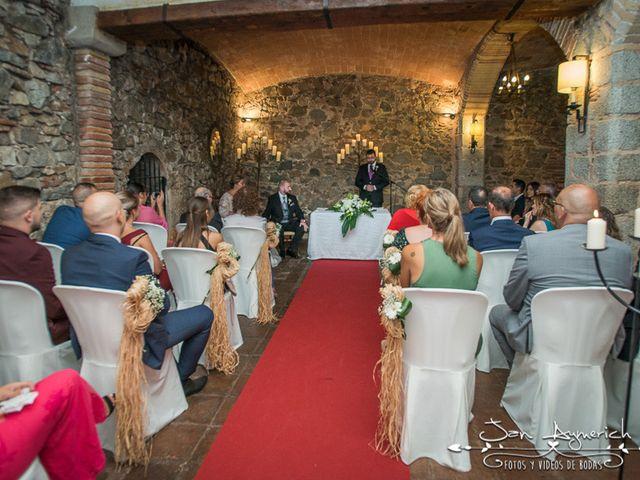 La boda de Josep Mª y Laura en Alella, Barcelona 16