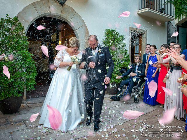 La boda de Josep Mª y Laura en Alella, Barcelona 1