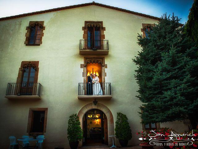 La boda de Josep Mª y Laura en Alella, Barcelona 30