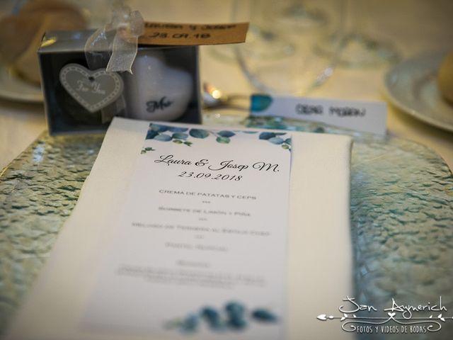 La boda de Josep Mª y Laura en Alella, Barcelona 36