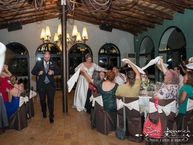 La boda de Josep Mª y Laura en Alella, Barcelona 37