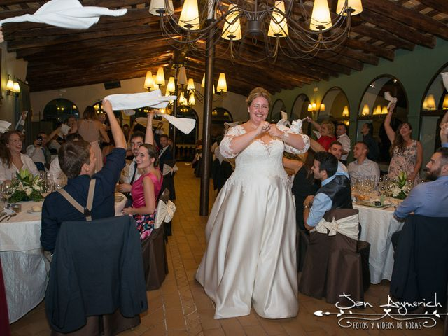 La boda de Josep Mª y Laura en Alella, Barcelona 39