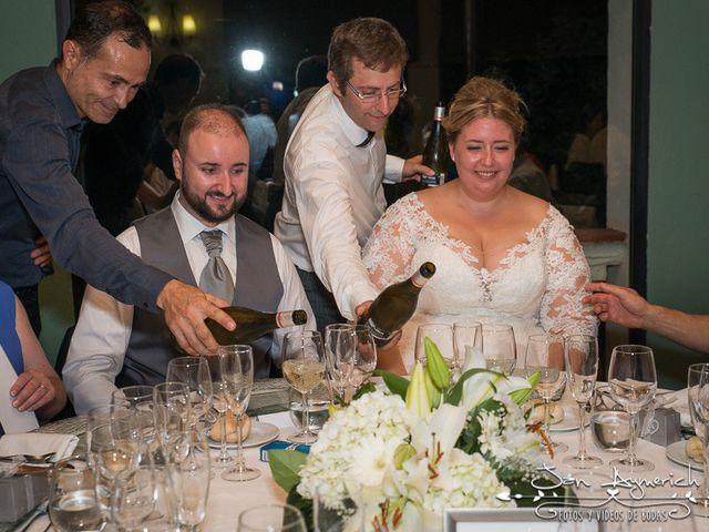 La boda de Josep Mª y Laura en Alella, Barcelona 40