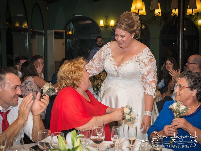La boda de Josep Mª y Laura en Alella, Barcelona 52