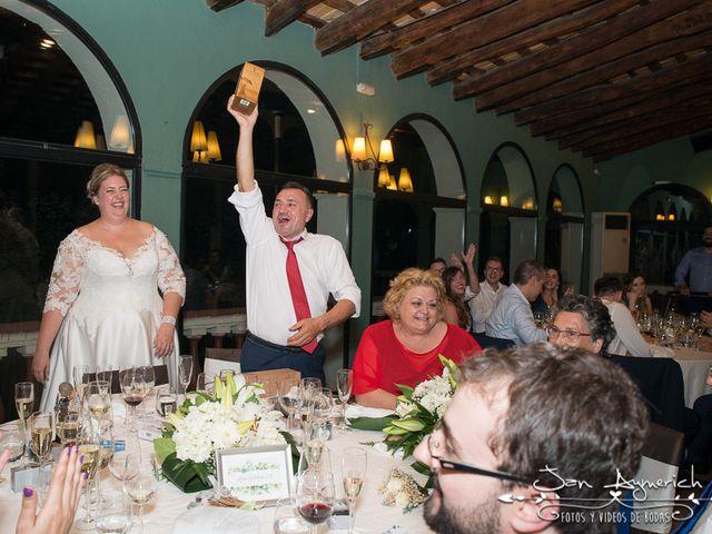 La boda de Josep Mª y Laura en Alella, Barcelona 55