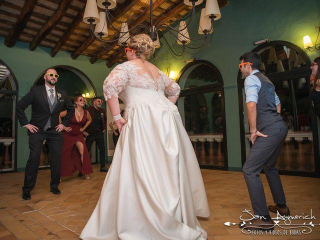 La boda de Josep Mª y Laura en Alella, Barcelona 64