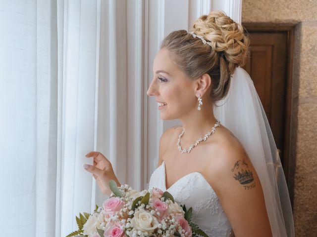 La boda de Diego y Sthela en Boboras, Orense 1