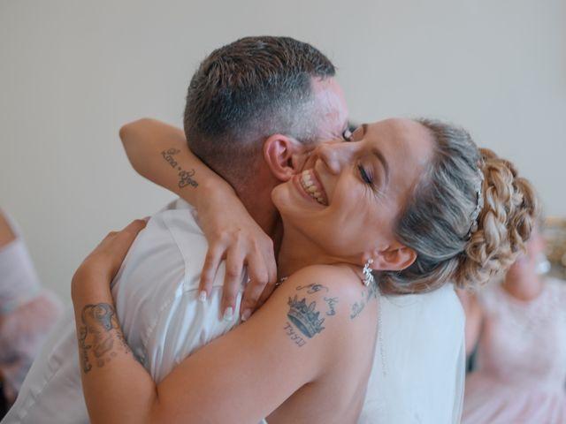 La boda de Diego y Sthela en Boboras, Orense 2