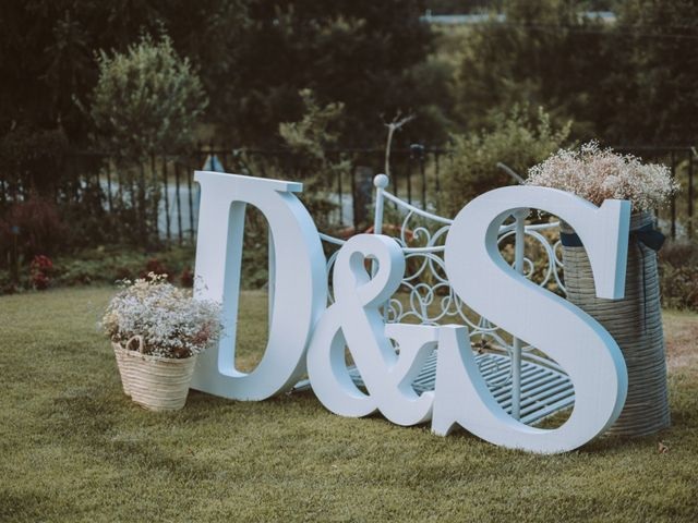 La boda de Diego y Sthela en Boboras, Orense 17