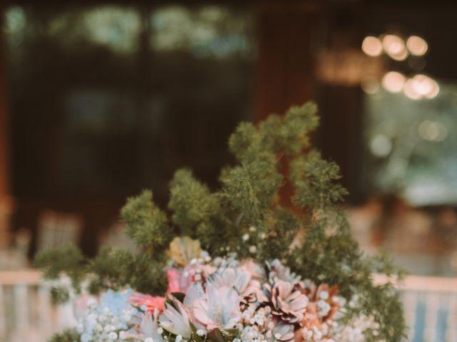 La boda de Diego y Sthela en Boboras, Orense 20