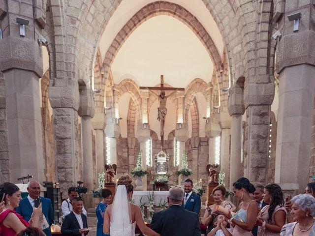 La boda de Diego y Sthela en Boboras, Orense 27